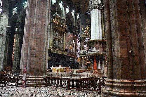 米兰大教堂参观-含专业导游解说
