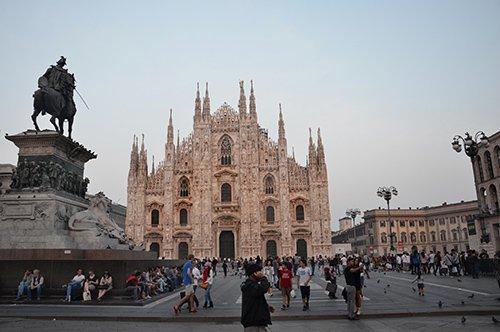 米兰城市体验之旅-含专业导游讲解