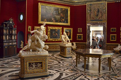 Morning Uffizi Gallery and Accademia Gallery Guided Tour