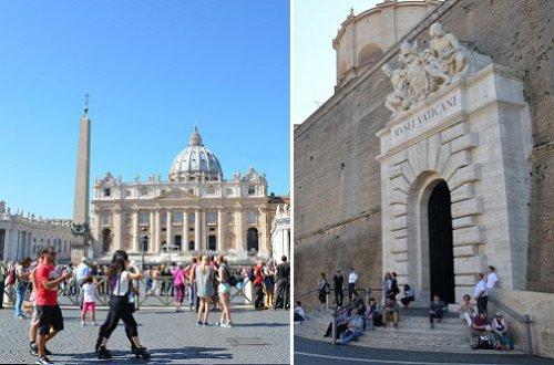 Musées Vaticans, Chapelle Sixtine et Basilique de Saint Pierre - tour de 4 heures