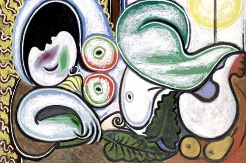 Pablo Picasso METAMORPHOSIS exhibition - Guided Tour