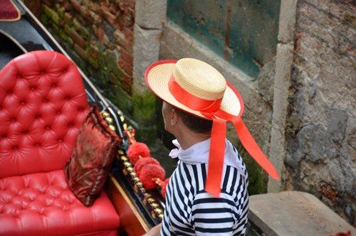Passeio de gôndola e Visita de grupo guiada à Basílica de São Marcos