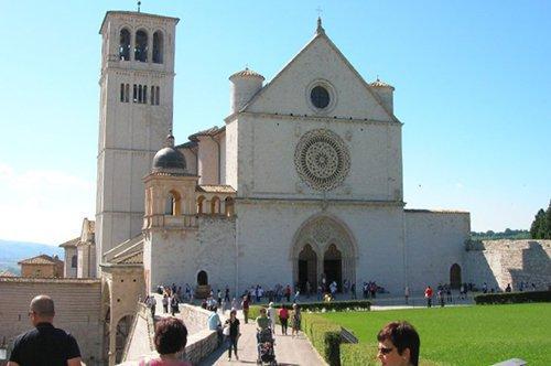 Passeio Guiado – Assis e Orvieto