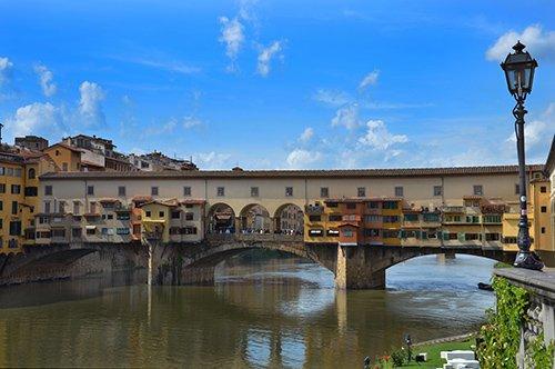 Passeio a pé guiado em Florença e Galeria da Academia