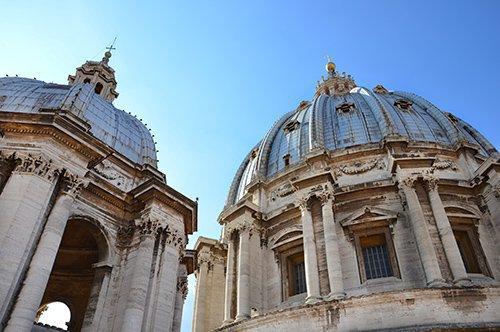 Petersdom Kuppelführung