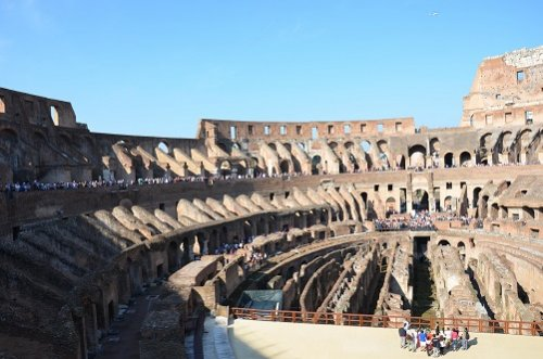 Roma Antica - Tour del Colosseo