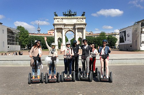 Segway Guided Tour