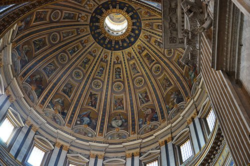 St. Peter's Dome - audio guided tour