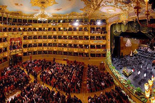 Teatro la Fenice – Visita Guiada