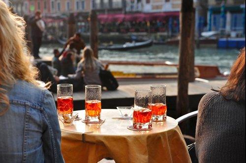 威尼斯特色开胃酒aperitif体验