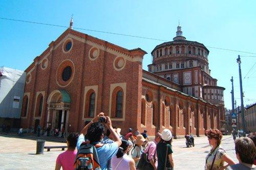 Cenacolo Vinciano e Chiesa di Santa Maria delle Grazie - tour guidato