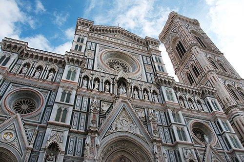Tour Guiado da Catedral de Florença e Cripta