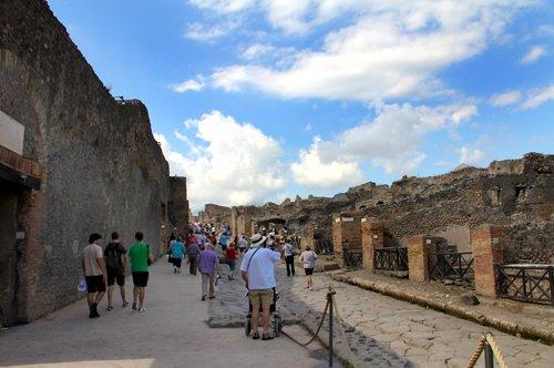 那布勒斯与庞贝古城之旅 - 罗马出发