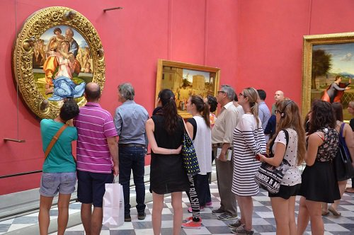 Guided Visit to the Uffizi Gallery