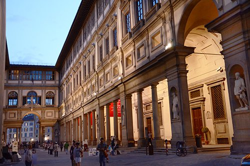 Uffizi Gallery morning tour