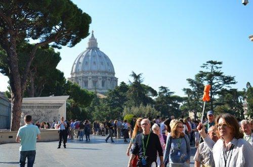 梵蒂冈博物馆和西斯廷礼拜堂-3小时精品游