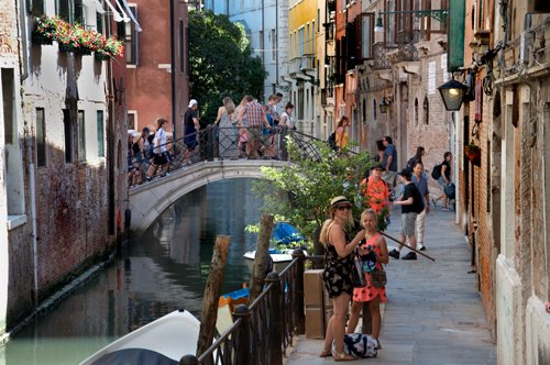 Venedig Entdeckungstour