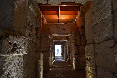 Visita guidata di gruppo ai Sotterranei del Colosseo