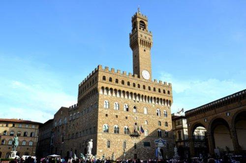 Visite guidée de Palazzo Vecchio