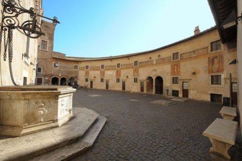 Castillo Sant'Angelo y Campo de 'Fiori – visita con guía privado