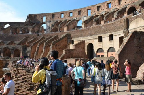 Tour do Coliseu e do Fórum Romano com guia privado