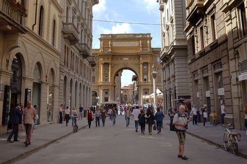 Florencia en un día con guía privado
