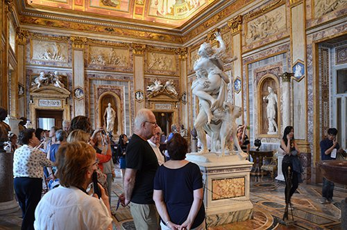 Tour da Galeria Borghese com guia privado