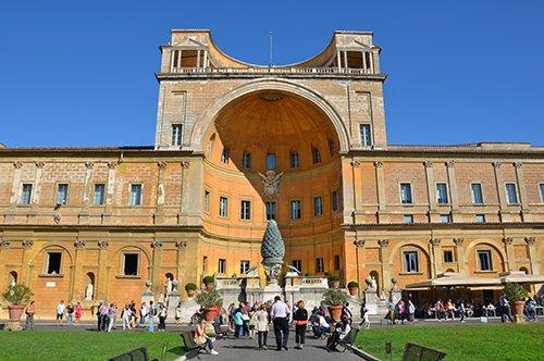 Musées Vaticans et Chapelle Sixtine avec guide privé