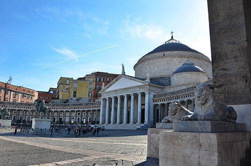 Neapel: Stadtführung zu Fuß mit privatem Stadtführer