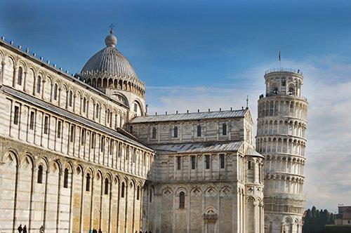 Passeio Privado em Pisa com a Torre Inclinada