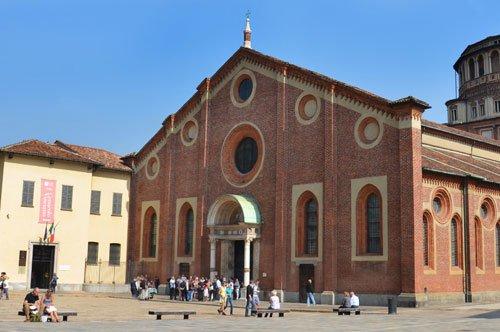 Private Führung zum Abendmahl und der Kirche Santa Maria delle Grazie