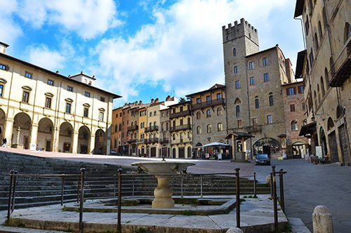 Private Führung von Arezzo