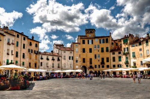 Private Führung von Lucca