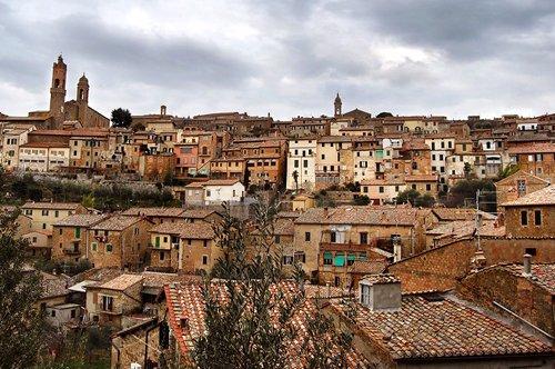 Private Führung von Montalcino
