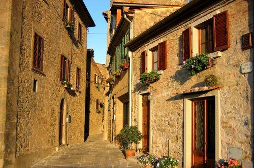 【托斯卡纳名城之旅】-科尔德纳(Cortona)-私人官导订制