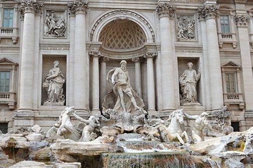 Die römische Barock-Baukunst Privatführung