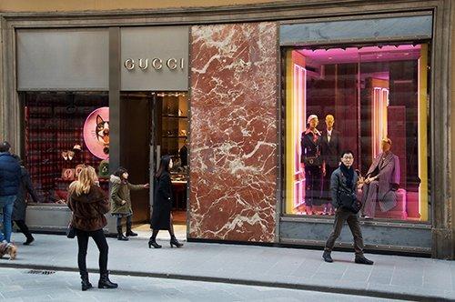 Shopping à Florence Tour privé