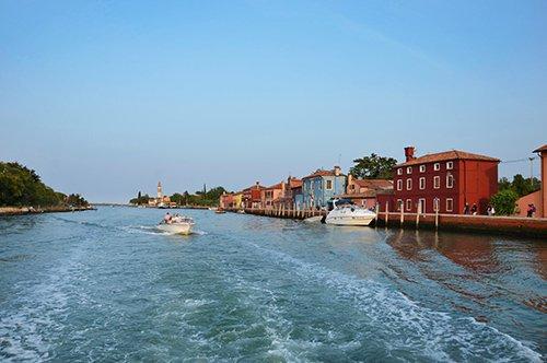 Tour a Murano, Burano y Torcello con guía privado