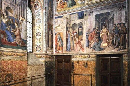 梵蒂冈密室特别访问: 梵蒂冈博物馆和尼古拉斯五世礼拜堂 - 私人官导订制