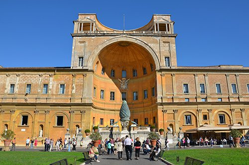 Vatikanische Museen und die Sixtinische Kapelle Privatführung