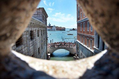 Venedig Stadtführung mit Besuch von geheimen Gängen im Dogenpalast Privatführung
