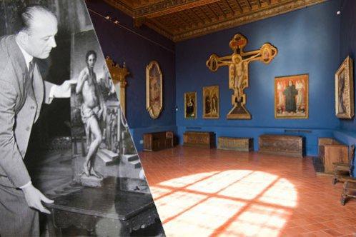 Visita ao Museu Bardini e à Casa Siviero com um guia privado