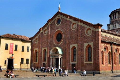Visita privada a la Última Cena y a la iglesia de Santa Maria delle Grazie