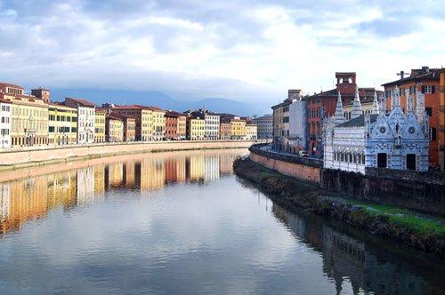Visita privata a Pisa