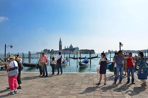 Venise: tour à pied de la ville et visite du Palais des Doges avec guide privé