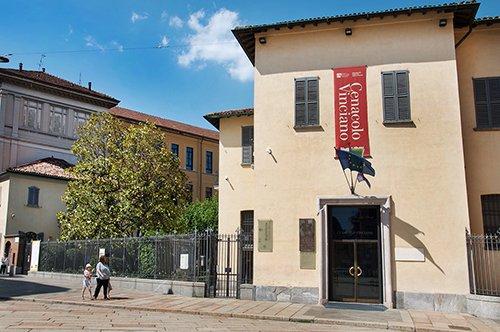Leonardo da Vincis Abendmahl Eintrittskarte und Audioguide Mailand