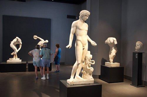Musée National Romain - billet combiné + Plan de Rome