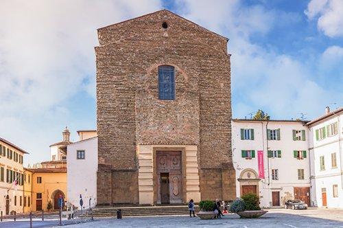Eintrittskarte für die Brancacci-Kapelle + Florence Audioguide
