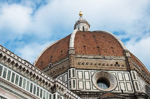 Brunelleschi's Dome entrance ticket + Florence Audioguide