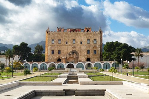 Castillo de Zisa en Palermo - entrada prioritaria